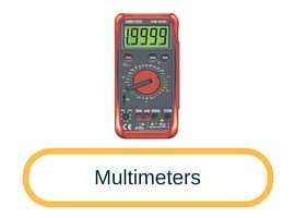 multimeters in Automobile Repairing Tools- tooldunia
