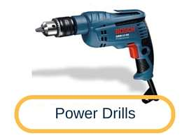 Power drills for Electrician Tools - Tooldunia