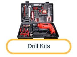 Power drill kits for Electrician Tools - Tooldunia