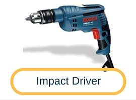 Impact driver for Electrician Tools - Tooldunia
