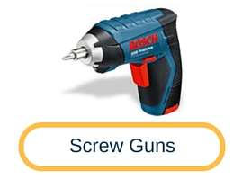 Screw gun for Electrician Tools - Tooldunia